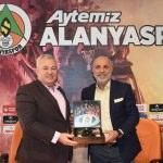 ALTSO'dan Aytemiz Alanyaspor'a ziyaret