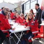 UMKE'den lösemili Ahmet için kan bağışı desteği