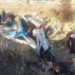 Yeni atanan öğretmen görev yerine giderken trafik kazasında öldü