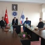 Üniversite güvenlik ve koordinasyon toplantısı