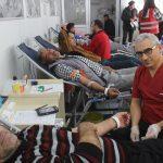 Karapınar'da kan bağışı kampanyası