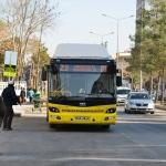 Diyarbakır'da toplu ulaşım hizmeti