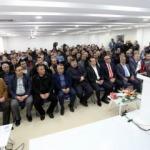 Başkan Şahin, GATEM esnafına projelerini anlattı
