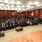 Başkan Şahin'in projeleri üniversite gençlerini heyecanlandırdı