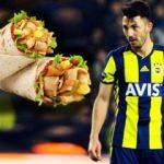 Beşiktaş'tan derbiye 'dürümlü' hazırlık