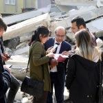 GÜNCELLEME - Mersin'de 5 katlı bina çöktü
