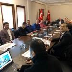 Yalova'da İl Av Komisyonu toplandı