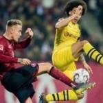 Dortmund'a şampiyonluk yolunda darbe!