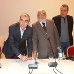 Erciş Belediyesi'nde TİS imzalandı