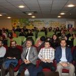 """Edirne'de """"Bilim ve İslam"""" konferansı düzenlendi"""