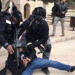 İsrail güçleri 22 Filistinliyi gözaltına aldı!