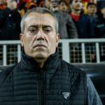 Kemal Özdeş'ten istifa açıklaması
