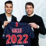 Metehan Güçlü, PSG ile 2022'ye kadar imzaladı