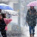 İstanbul'da kar yağışı ne zaman başlayacak? Soğuk hava dalgası...