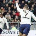 PSG Mbappe ile galibiyete uzandı