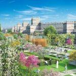 Tarihi surlar temizlenerek İstanbul'un en önemli millet bahçesi olacak