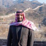 Veliaht Prens bin Selman'dan Çin Seddi hatırası: Bir de beni tek çek