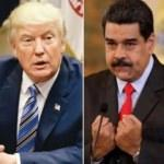 Venezuela'dan ABD'ye sürpriz mesaj: Nerede isterseniz orada olsun
