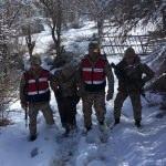 Malatya'da kayıp kişi jandarma ekiplerince bulundu