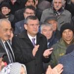 CHP Grup Başkanvekili Özel, Akşehir'de