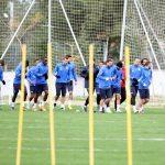 Antalyaspor'da MKE Ankaragücü maçı hazırlıkları