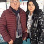 Çal'da eski CHP ilçe başkanı partisinden istifa etti