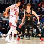 4 uzatmalı müthiş maçta kazanan Chicago Bulls!