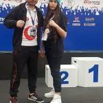 Sivasspor'dan muaythai başarısı