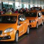 Taksiler renkleriyle ilgili önemli karar!