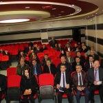 """Suşehri'nde """"Sıfır Atık Projesi"""" bilgilendirme toplantısı düzenlendi"""