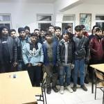 Tekirdağ'da 36 düzensiz göçmen yakalandı