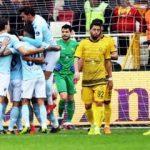 Yeni Malatyaspor - Başakşehir: 0-2