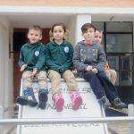 Küçük öğrencilerin Atatürk sevgisi