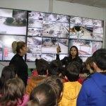 Beypazarı Belediyesi Çocuk Meclisinden Başkan Kaplan'a ziyaret