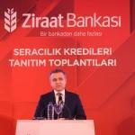 """İzmir'de """"seracılık kredileri toplantısı"""""""
