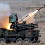 Rusya S-400 ve Pantsir-S1'i ateşledi! Büyük gözdağı