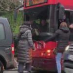 İstanbul'da ortalık karıştı! İki kadın ve otobüs şoförü kavga etti