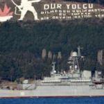 Rus savaş gemisi 'Azov' Akdeniz'e iniyor
