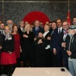 Sanatçılarda Erdoğan'a doğum günü sürprizi