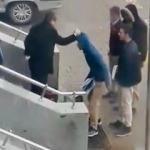Okul müdüründen geç kalan öğrencilere dayak iddiası!