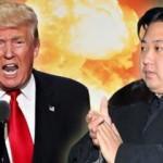 Trump'tan bomba Kuzey Kore çıkışı: Dünyanın en büyüğü olabilir