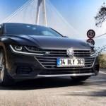 Volkswagen Arteon'u sizin için test ettik