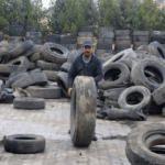 178 bin ton lastik geri kazandırıldı
