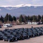 AB'den zırhlı araç desteği