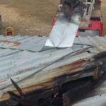 Adıyaman'da okulun çatısında yangın çıktı