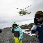 Antarktika'ya giden Türk bilim insanları dönüş yaptı