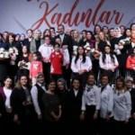 Bakan Kasapoğlu, sporun öncü kadınlarıyla buluştu