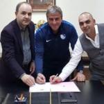 Hamza Hamzaoğlu imzayı attı