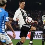 Juventus Napoli'yi yıktı! Fark 16'ya çıktı