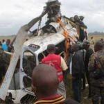 Kenya'da ABD'li isimleri taşıyan helikopter düştü! Çok sayıda ölü var